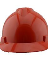 casques de construction de site abs (rouge)
