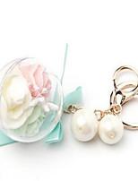 корейская версия вечна цветок творческий подарок брелок кольцо для ключей