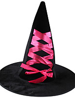 1PC Halloween Enchanter  Hat Female Witch  Hat Costume Party