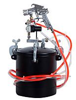 (10 литров белого горшок черного калибра 3,0 комплект) emulsioni краска краски краскопульт
