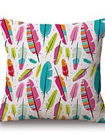 1 Stück Polyester Kissenbezug,Geometrisch Modern/Zeitgenössisch / Akzent dekorativen
