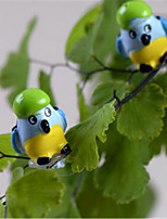 Moss Micro - Landscape Ornaments And More Meat Plant Ornaments Decorative Mini - Parrot Birds DIY Materials
