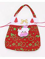 Рождественский подарок сумку напечатаны рождественский подарок мешок