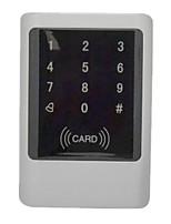 Outdoor Metal Waterproof Access Control One Machine