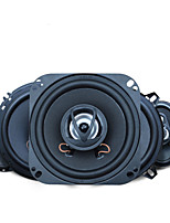 lEFU Tone Head Car Audio Modified Car Speaker Set 4-Inch Coaxial Pair
