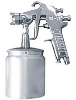 Rongpeng Pneumatic Spray Gun R-71G Under The Pot