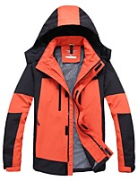 Hiking Softshell Jacket Men's Breathable / Windproof / Ultraviolet Resistant / Wearable / Sweat-wicking