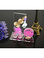 Birthday Party Favors & Gifts-72Piece/Set Gifts Rhinestone Glass Cuboid Non-personalised Clear