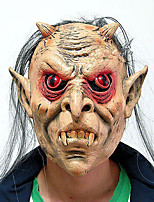 Halloween Masks / Masquerade Masks Ghost Festival Supply For Halloween / Masquerade 1Pcs