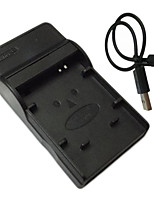 cámara móvil cargador de batería 70a micro USB para Samsung SLB-70a-70a pb ES65 ES70 ST60 PL120 PL170 ST100
