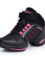 Femme-DécontractéTalon Plat-Confort-Baskets-Tissu