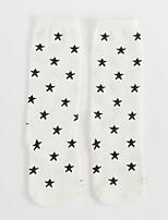 Girl Casual/Daily Print Underwear & Socks-Cotton-Fall Cartoon