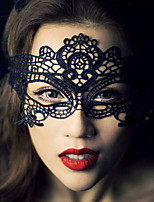Masquerade Masks / Sexy Lace Mask Butterfly Festival Supply For Halloween / Masquerade 1Pcs