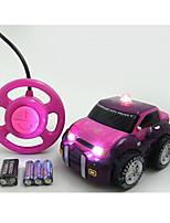 Auto Rennen 566-12B 1:10 Bürster Elektromotor RC Car / 2.4G Schwarz Fertig zum Mitnehmen Ferngesteuertes Auto