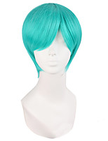 Water Blue Wig Men The Sword Dance Series Anime COSPLAY Wig