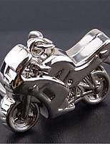 Metal Car Model Car Keychain