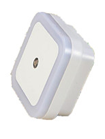 Led night light light control aura square four square lighting