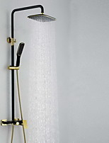 Shower Faucet Antique Rain Shower Handshower Included