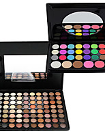 118 Lidschattenpalette Matt / Schimmer Lidschatten-Palette Cream Set Alltag Make-up
