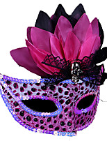 1PC Leopard Mask For Halloween Costume Party