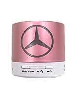 Creative Icon Colorful Lights Bluetooth Speaker (Note Icon Bluetooth Speaker / Pink Mixed Map)