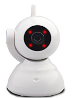 Intelligent Wireless WiFi Network HD Surveillance Camera