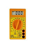 Pocket Digital Versatile Table DT-830B Yellow