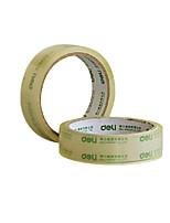 (Poznámka balení 6 velikosti 2743.2cm * 2,4 cm *) průhledná páska