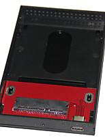 новый тип usb3.1 - с мобильного жесткого диска коробка 2,5-дюймовый SATA-диск коробка жесткий последовательного порта случайный цвет