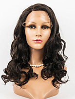Brazilian Virgin Hair Body Wave Lace Front Wigs Human Hair Lace Wigs For Women
