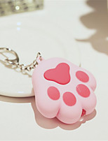 Cartoon Cute Bear 'S Key Holder Creative Car Supplies Bags Key Ring