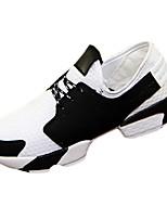 Garçon-Extérieure Décontracté Sport-Noir Blanc-Gros Talon-Mary Jane-Chaussures d'Athlétisme-Tulle