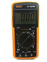 dt9205a affichage numérique de haute précision gamme multimètre numérique