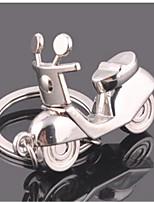 cadeia de senhoras chaveiro da motocicleta chave de motocicleta