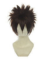 Tutor - Sawada Tsunegi brown Wanbao face blistering anti-Alice cartoon wig