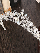 Women's Rhinestone / Alloy Headpiece-Wedding / Special Occasion / Casual / Outdoor Tiaras 1 Piece