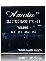 Amola AS100 Electric Bass Strings 4 bass Steel Stings 045