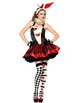 Animal Costume Alice in Wonderland Costume Adult Rabbit Costumes for Women Fantasia Cosplay Carnival Costume