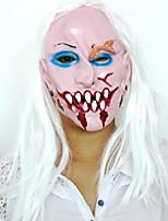 1Pc una maschera di terrore per la festa di halloween costume