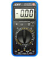 Multímetro Digital dt9205