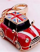 флаг мини-автомобиль брелок для ключей