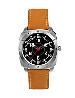 pulseira de couro mtk2502 frequência cardíaca tela de toque à prova d'água chamada Bluetooth Monitor movimento passo smartwatch