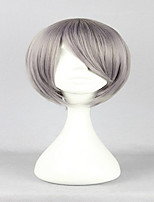 Special Style Junior League Azuma Kouichi Classical Grey 30cm Short Straight Cosplay Wig