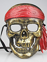 1pc festa di halloween costume di dialogo Maschera punta ornamenti