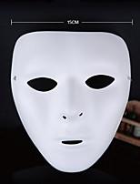 Halloween Masks / Masquerade Masks / Hand-Painted Mask / Festival Supply For Halloween / Masquerade 1Pcs