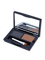 Sobrancelha Pó Brilho Gloss Colorido / Longa Duração Multi Cores Olhos 1 2 HANYASHI