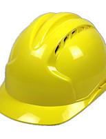 строительной площадки абс защитный шлем (желтый)