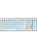 Gaming Keyboard Mechanical keyboard backlight black Axis 108key