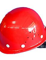 высокая прочность шлем из стекловолокна (красный)