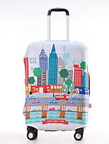 Унисекс Пластик / Специальный материал Для профессионального использования Чемодан для ручной клади